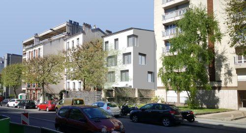 Logements sociaux à Nogent-sur-Marne (94)