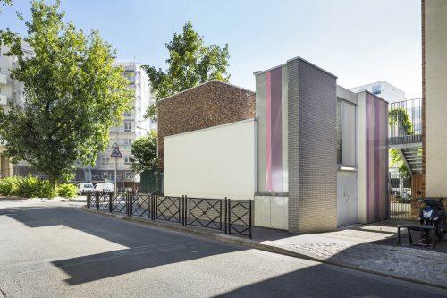 Ecole maternelle Fontanes à Courbevoie