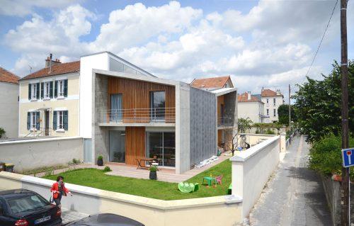 Maison d'angle Le Perreux-sur-Marne (94)