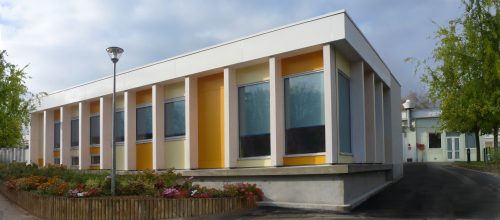 Groupe scolaires des Echassons à Longpont-sur-Orge (91)