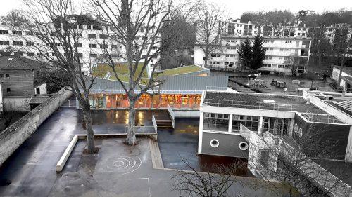 Restaurant scolaire à Meudon (92)
