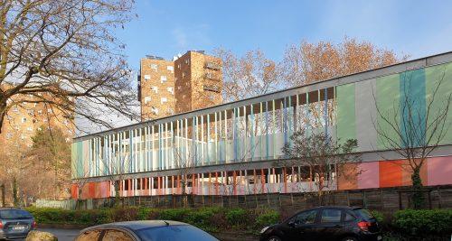 Restaurant et extension Ecole Quatremaire à Pantin (93)